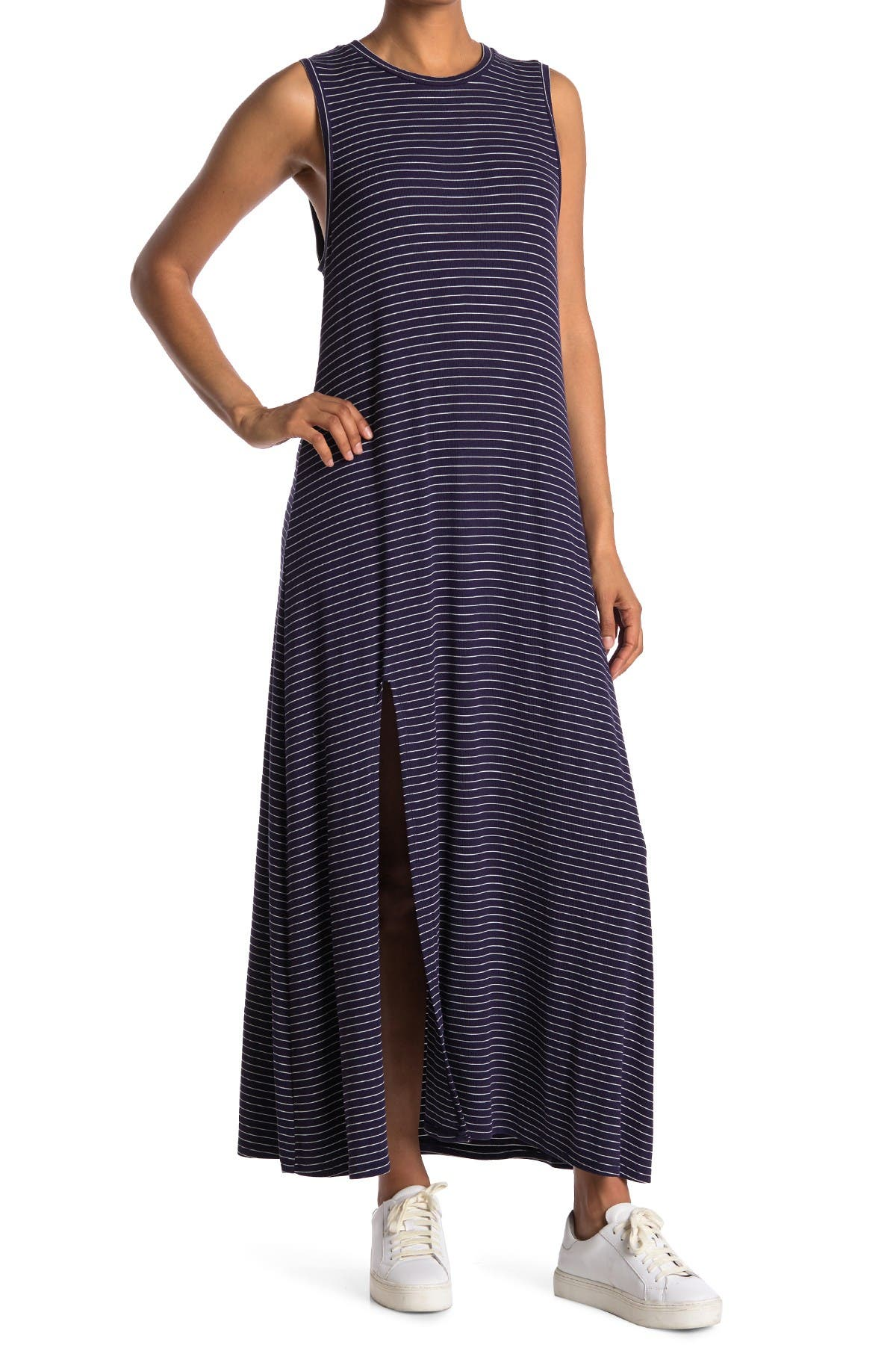 Image of NSR Yazmin Sleeveless Maxi Dress