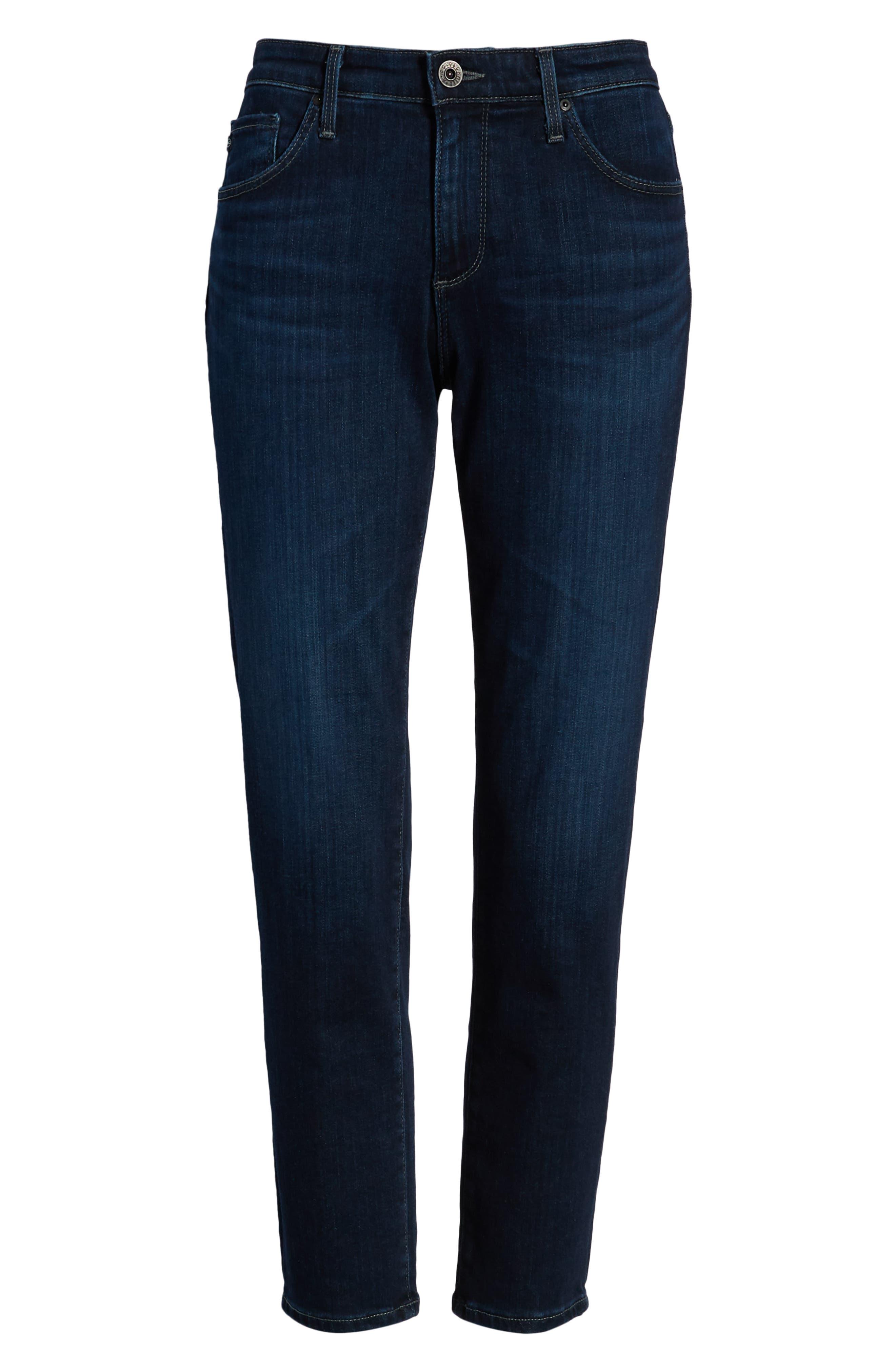 Ag Jeans The Prima Crop Cigarette Jeans