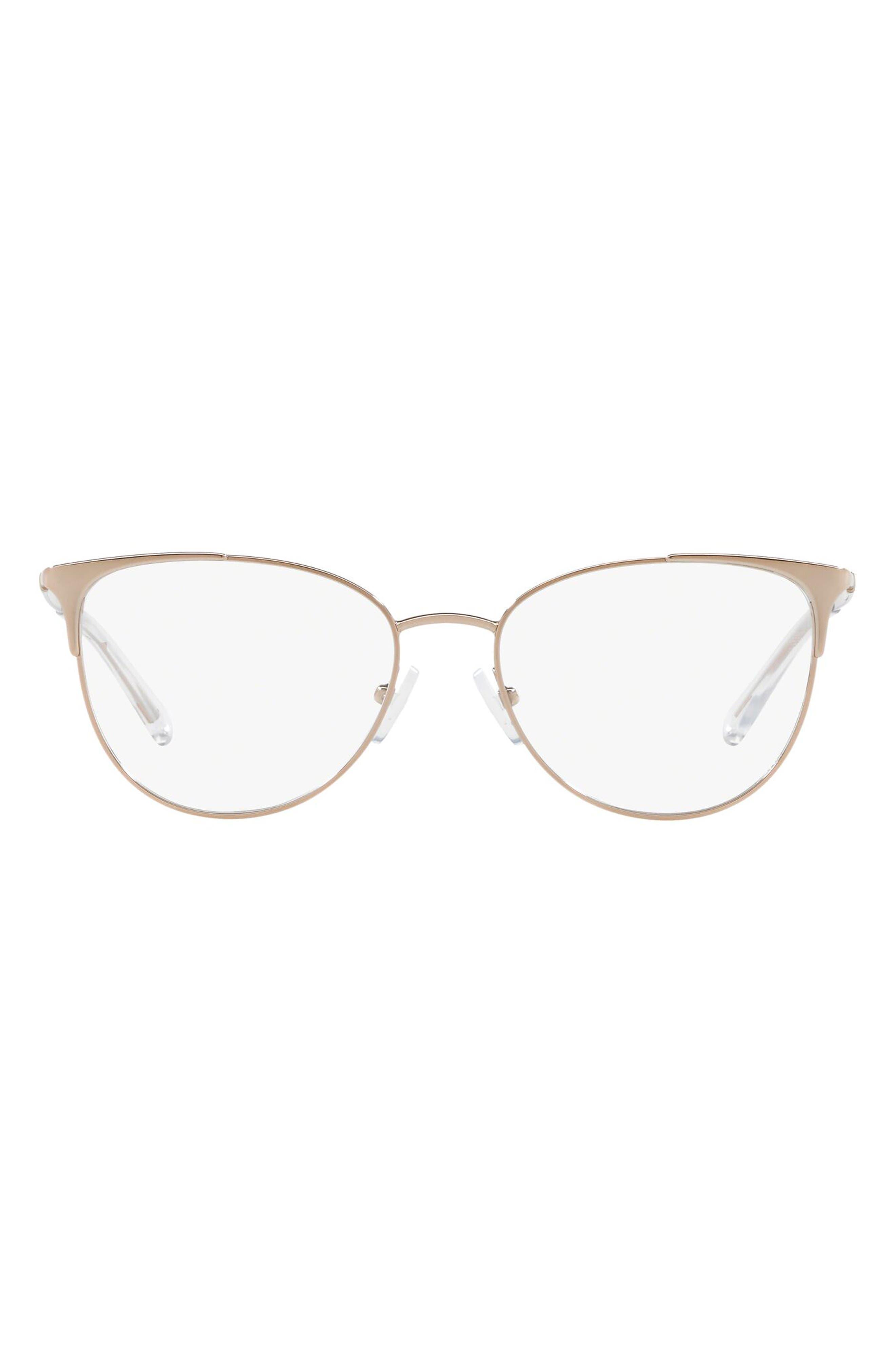 52mm Cat Eye Optical Glasses