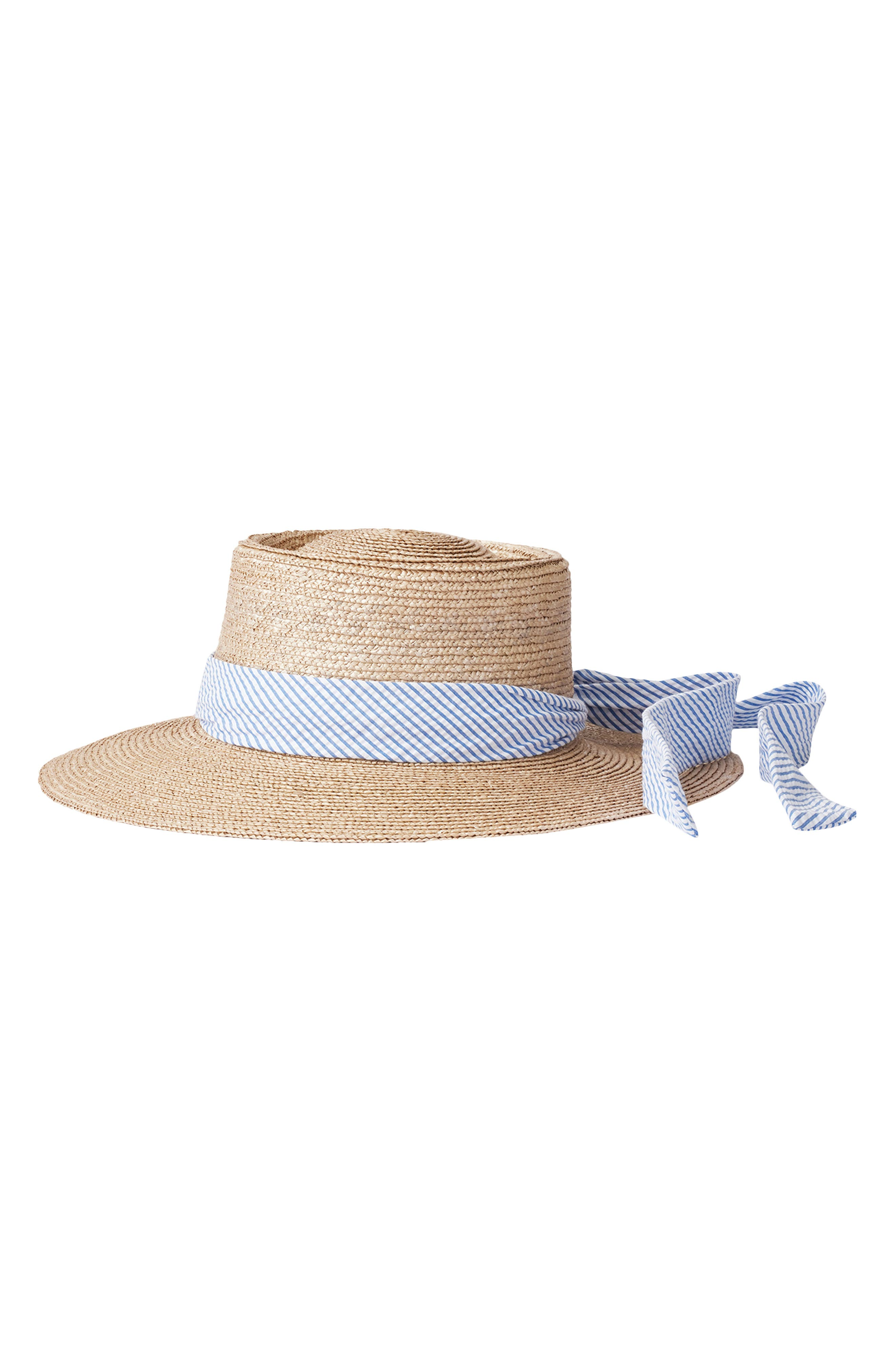 Aries Straw Sun Hat