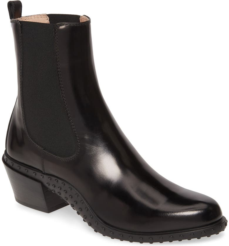 TOD'S Chelsea Boot, Main, color, 001