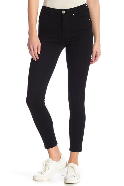 Image of Articles of Society Heather High Rise Skinny Jeans