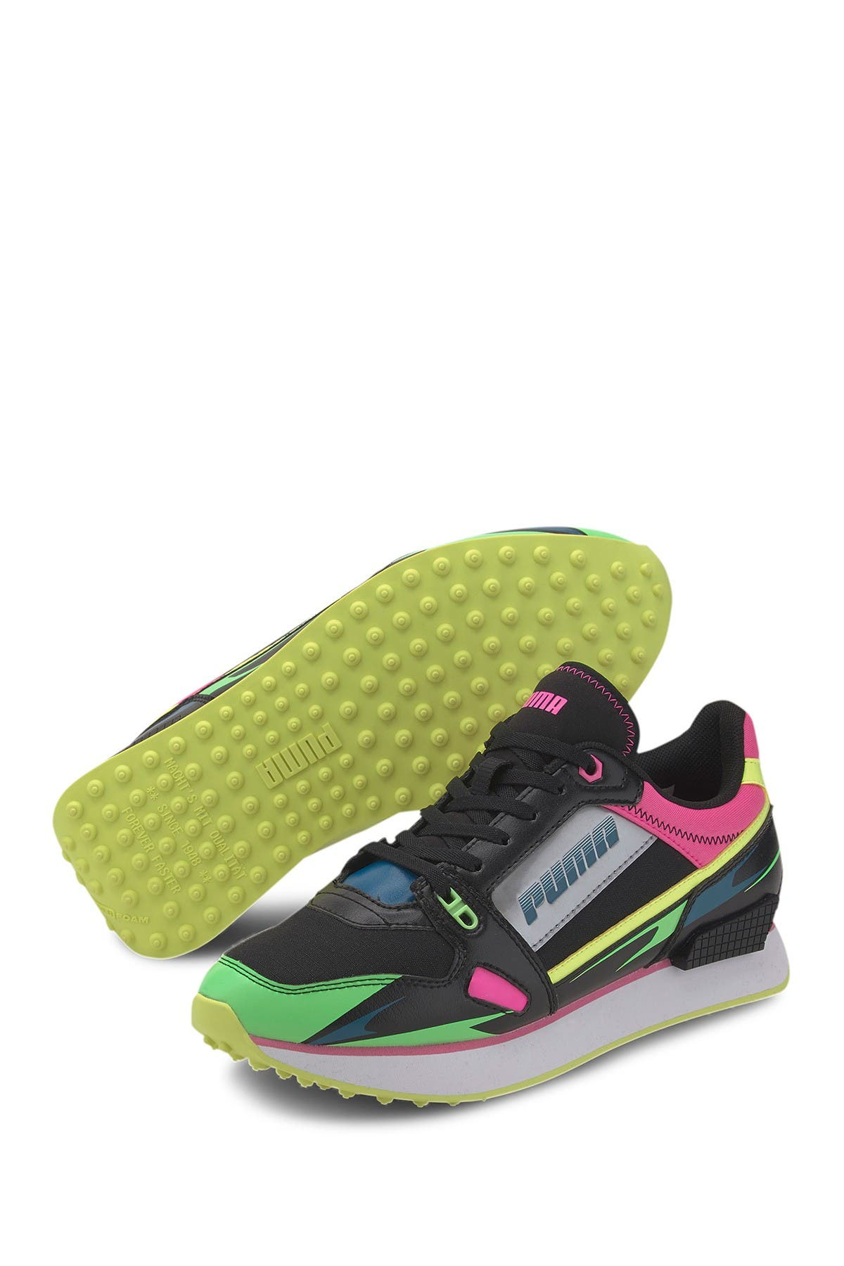 Image of PUMA Mile Rider Sunny Gateway Sneaker
