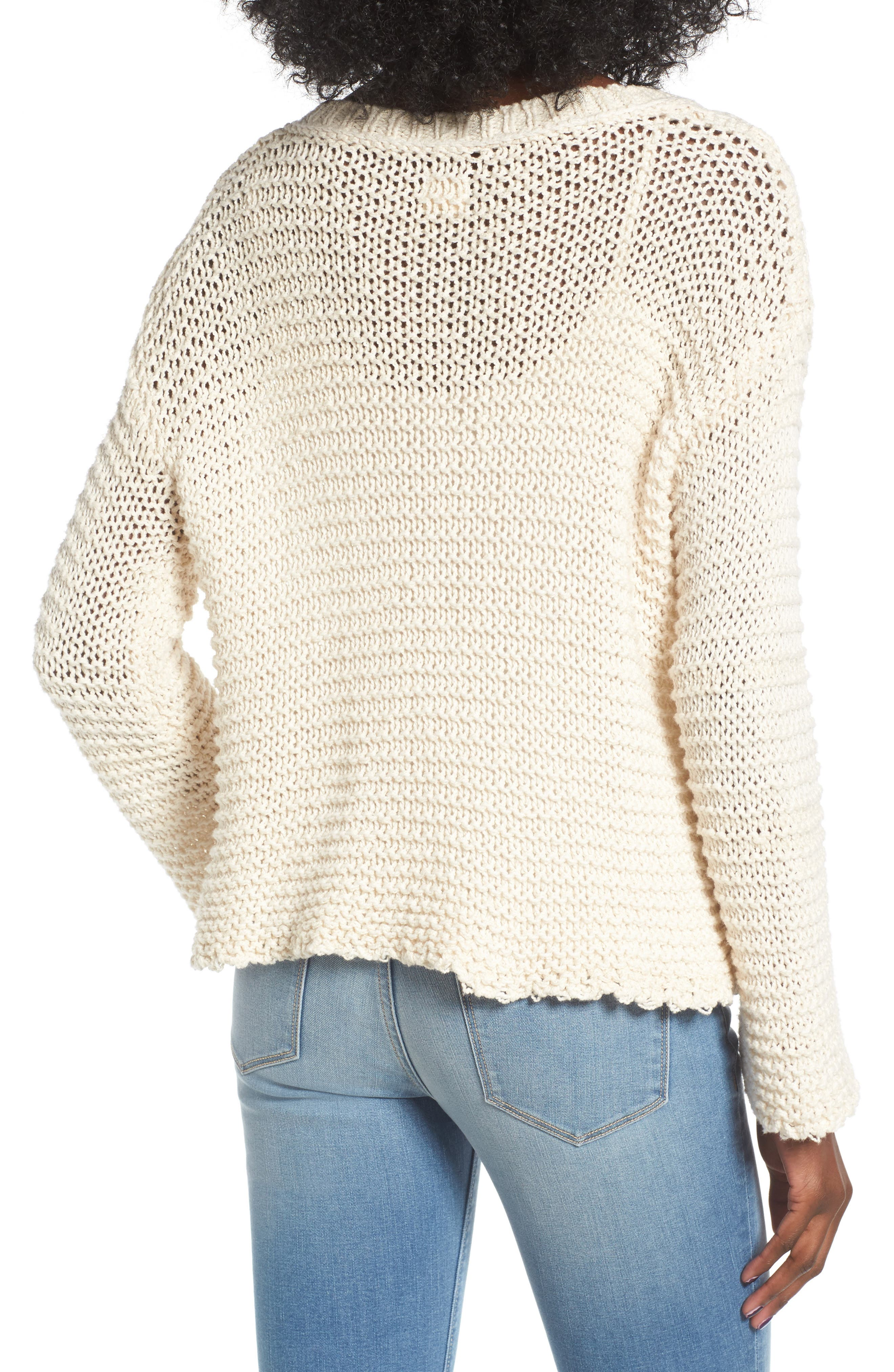 ,                             Hillary Sweater,                             Alternate thumbnail 8, color,                             100