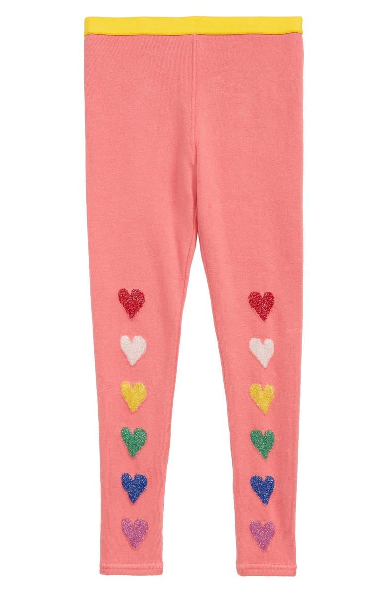 TUCKER + TATE Intarsia Heart Leggings, Main, color, PINK CONFETTI MULTI HEARTS