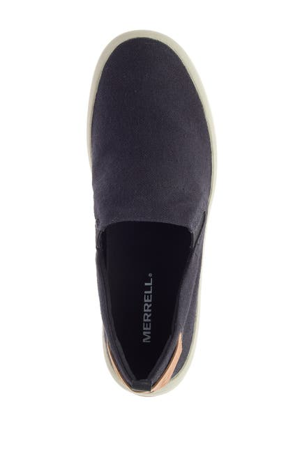 Image of Merrell Gridway Canvas Slip-On Sneaker