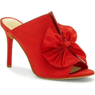 Vince Camuto Cachita Sandal- Red