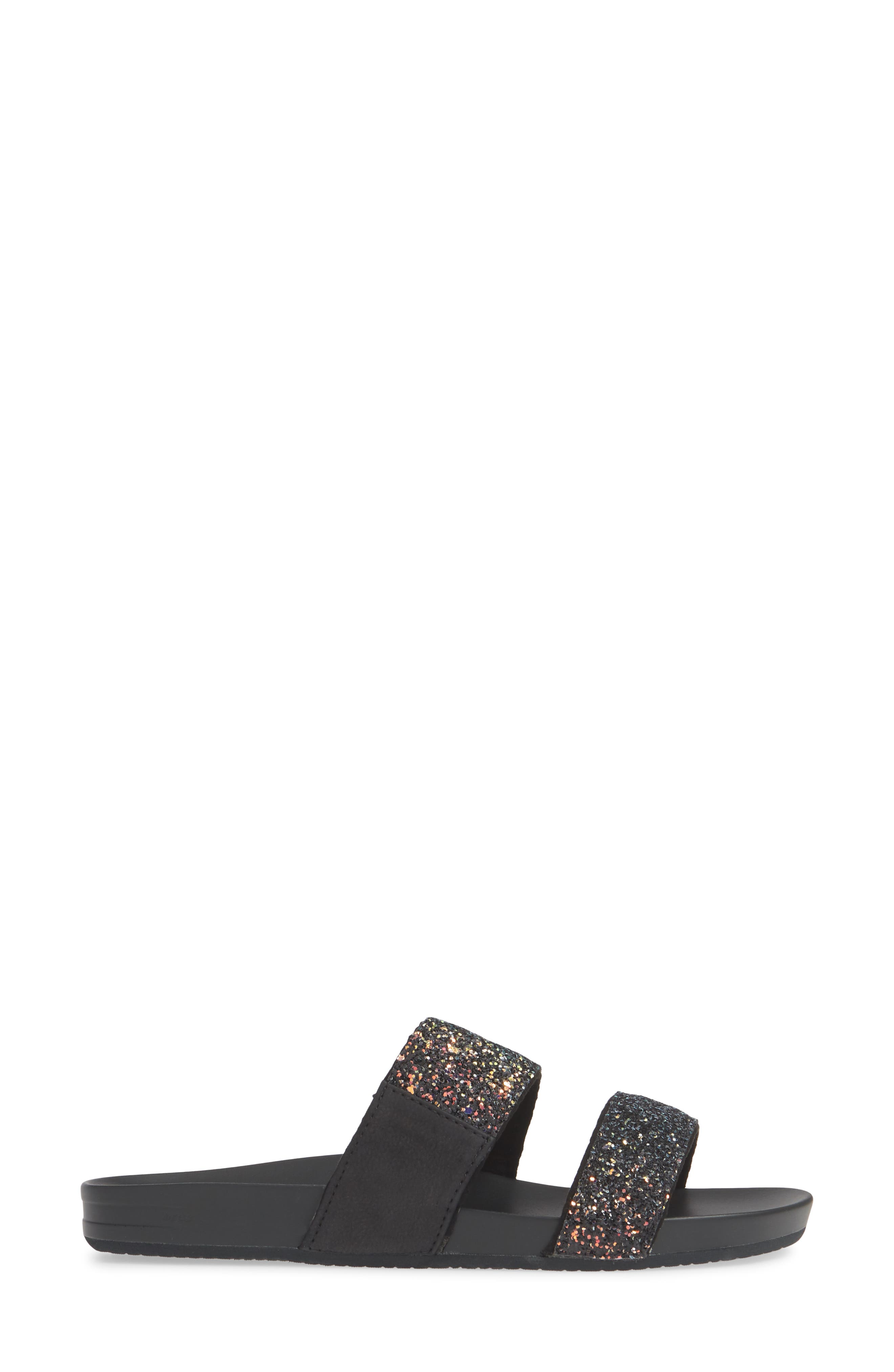 ,                             Cushion Bounce Vista Slide Sandal,                             Alternate thumbnail 3, color,                             POP ROCKS