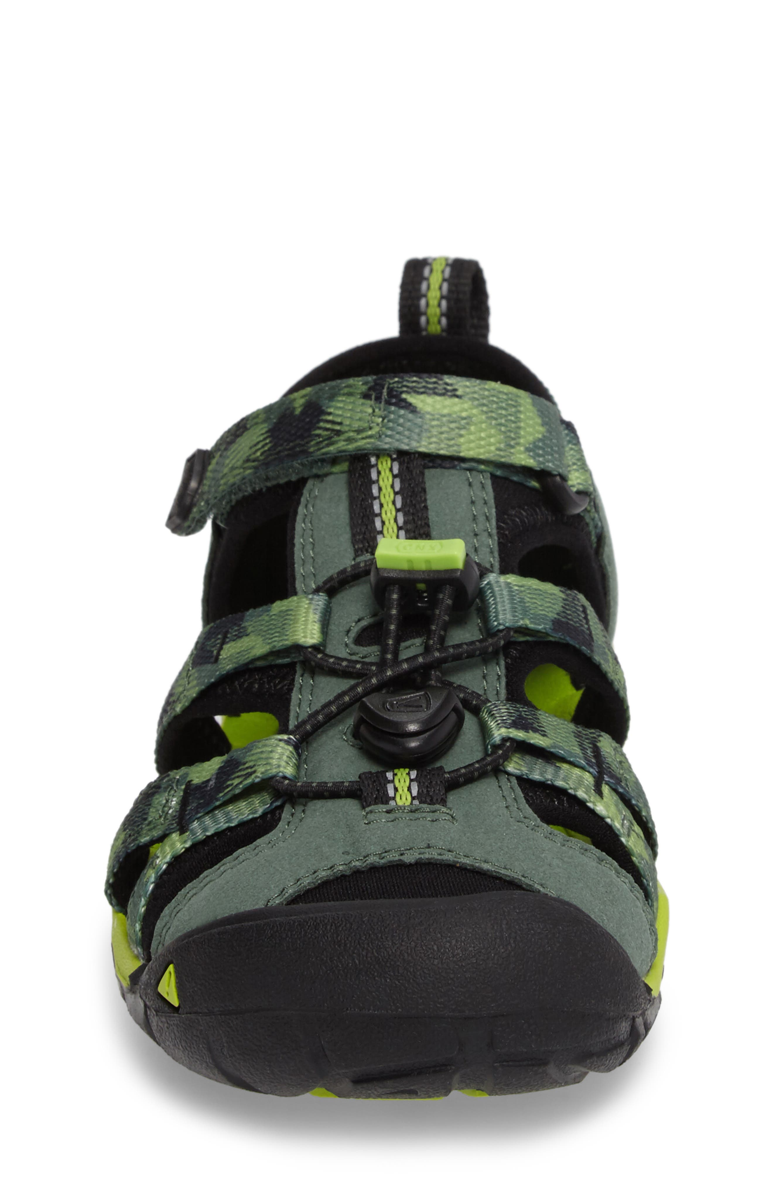 ,                             'Seacamp II' Water Friendly Sandal,                             Alternate thumbnail 136, color,                             302