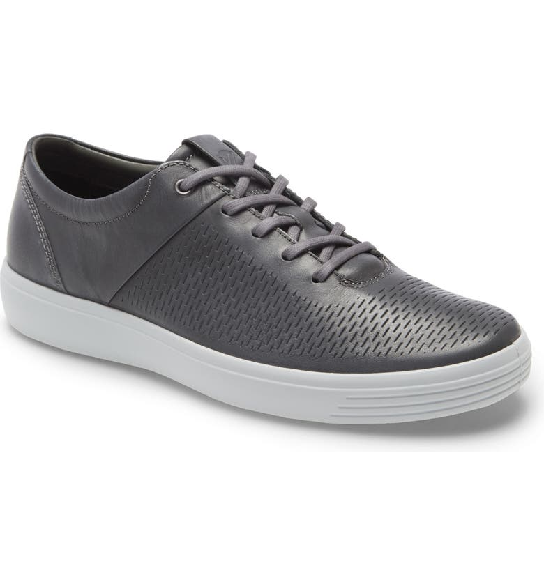 ECCO Soft 7 Sneaker, Main, color, TITANIUM