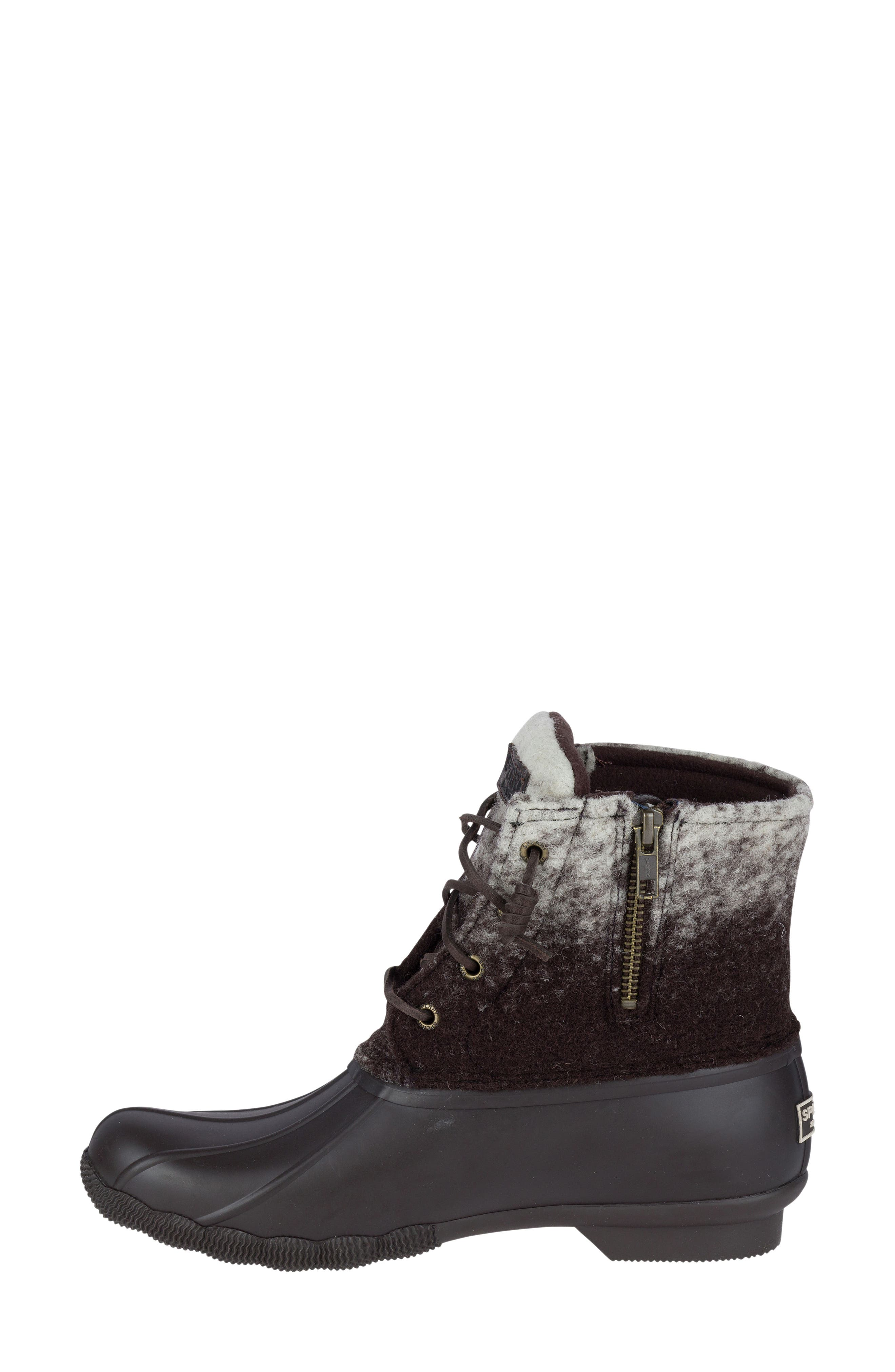 ,                             Saltwater Duck Boot,                             Alternate thumbnail 3, color,                             201
