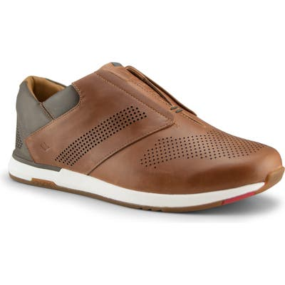 Kizik Dubai Slip-On Sneaker, Brown