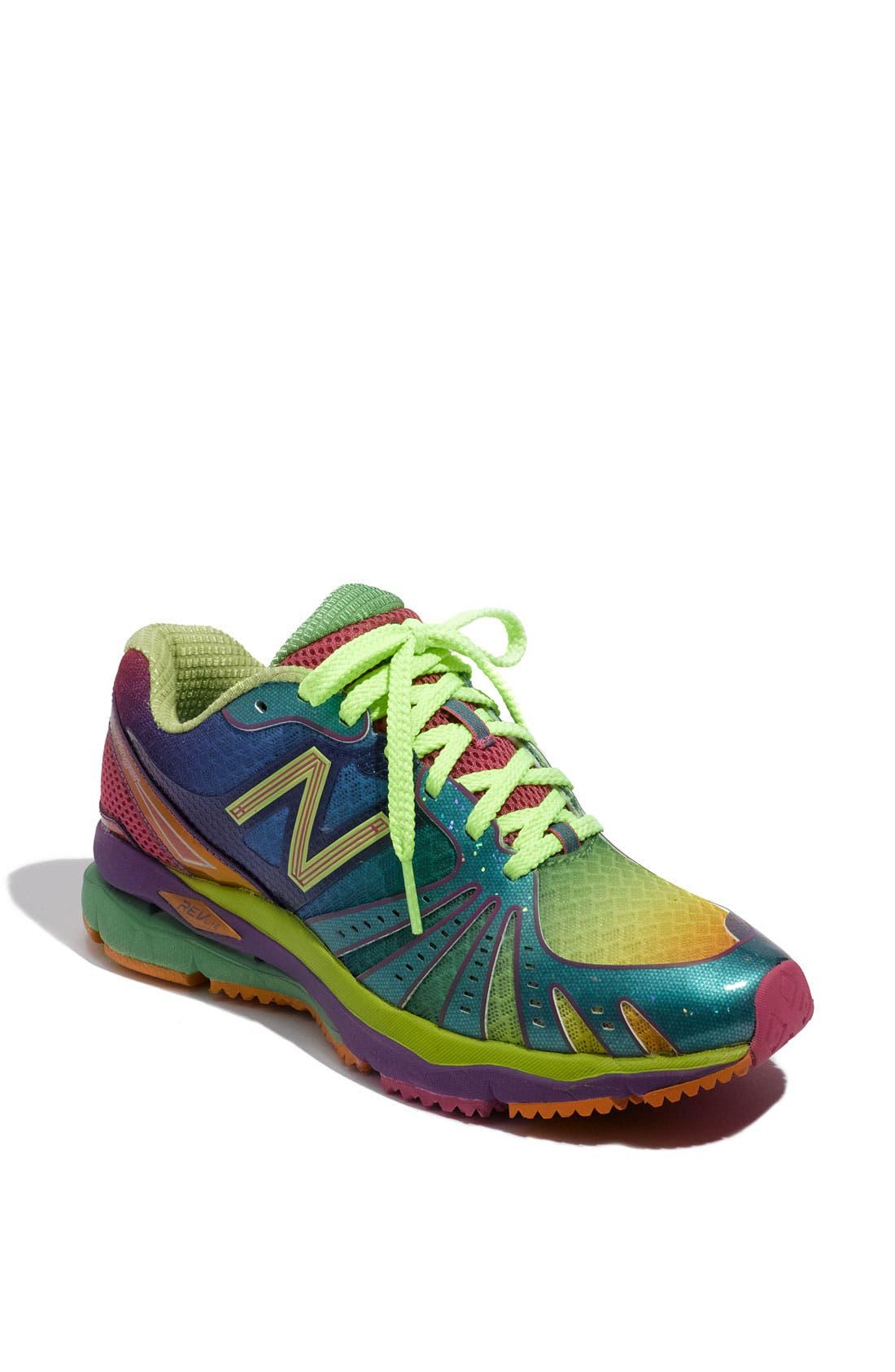 New Balance '890' Rainbow Running Shoe