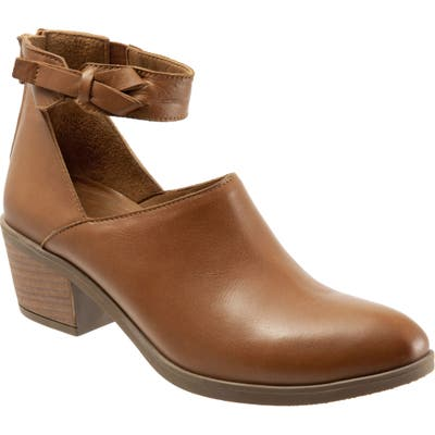 Bueno Carly Bootie - Brown