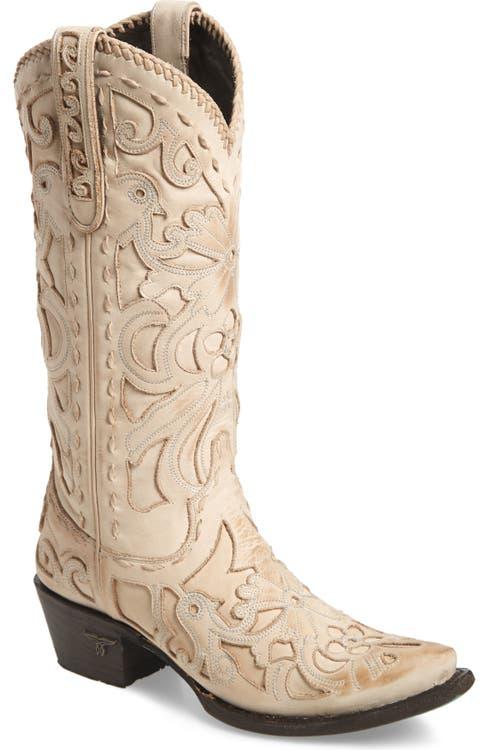 581d1222958 Robin Western Boot