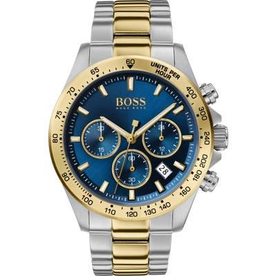 Boss Hero Chronograph Bracelet Watch,
