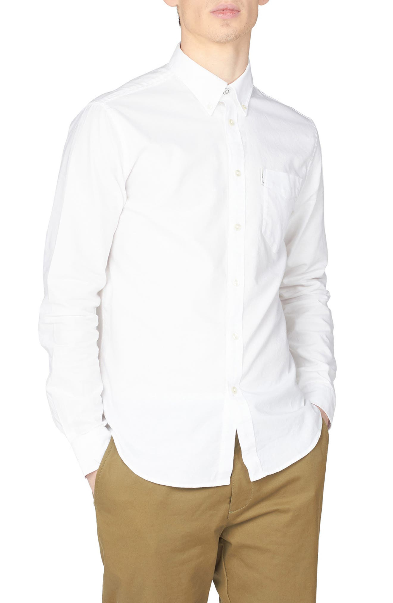 Signature Oxford Button-Down Shirt