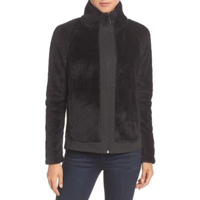 The North Face Furry Fleece Jacket, Black