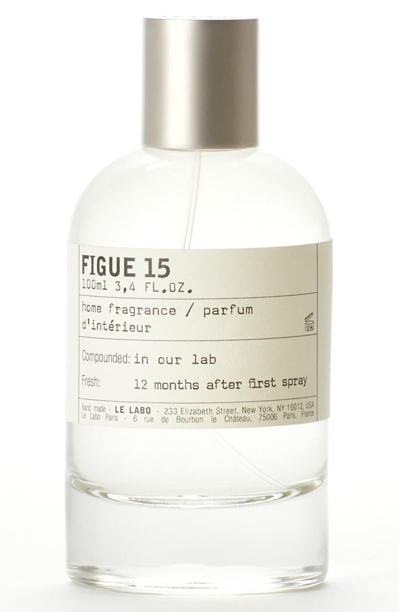 LE LABO 'Figue 15' Home Fragrance Spray, Main, color, NO COLOR