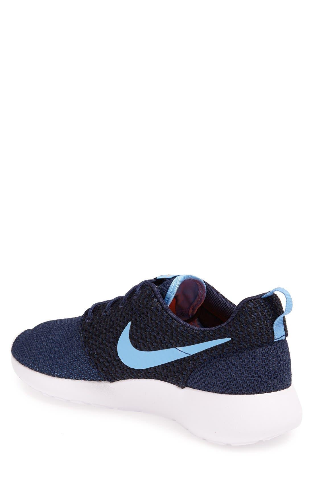 ,                             'Roshe Run' Sneaker,                             Alternate thumbnail 117, color,                             418