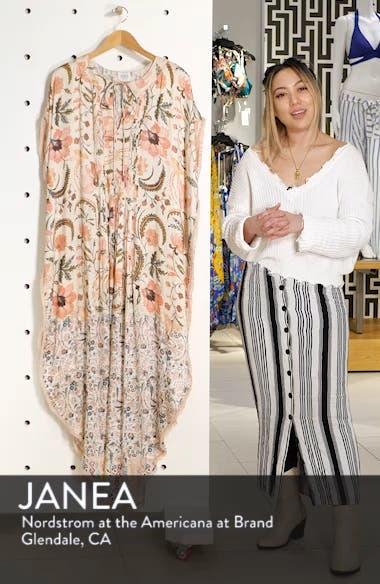 Cover-Up Maxi Dress, sales video thumbnail