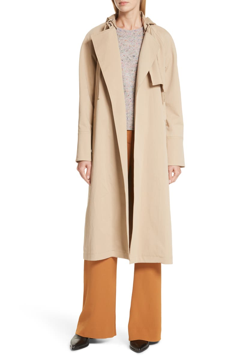 A.L.C. Andover Trench Coat, Main, color, 250