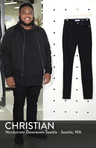 b(air) High Waist Skinny Jeans, sales video thumbnail