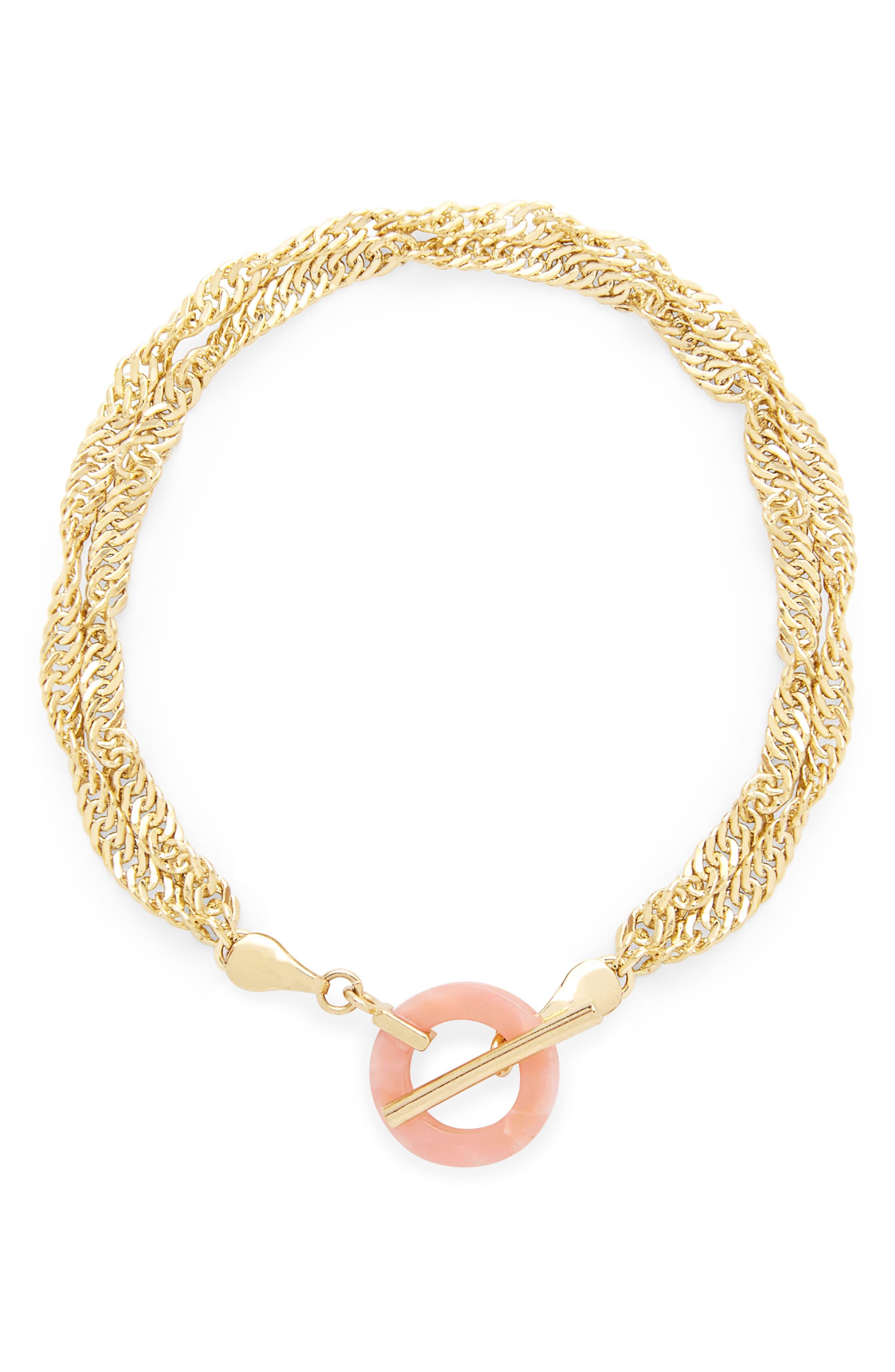 Maggie Toggle Bracelet