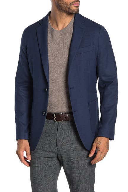 Image of Nordstrom Rack Two Button Front Closure Long Sleeve Blazer