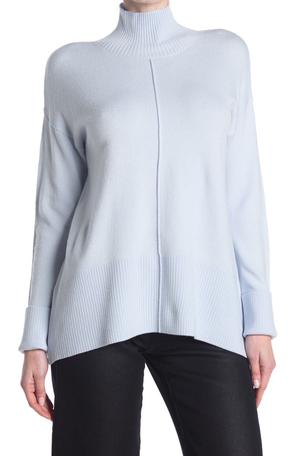 Image of French Connection Babysoft High Neck Center Seam Jumper