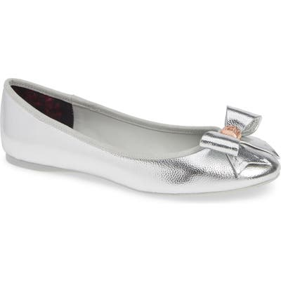 Ted Baker London Sually Flat, Metallic