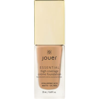 Jouer Essential High Coverage Creme Foundation - Bronzed
