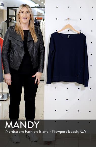 Luxe Simhasana Sweatshirt, sales video thumbnail