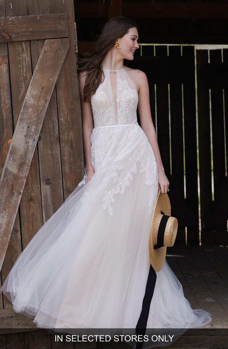 M S Wedding Dress Midway Media