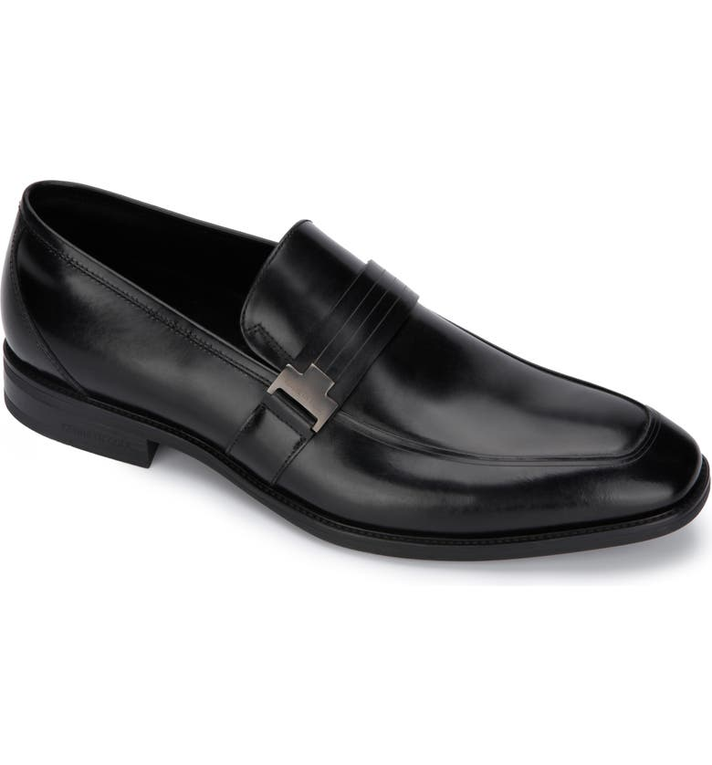 KENNETH COLE NEW YORK Ticketpod Loafer, Main, color, BLACK