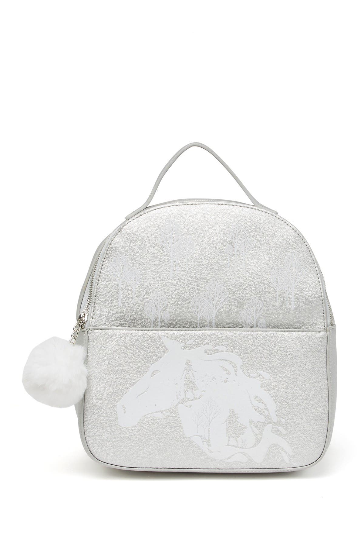 Image of Danielle Nicole Frozen 2 Pompom Backpack