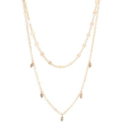 Marida Pixie Layered Necklace