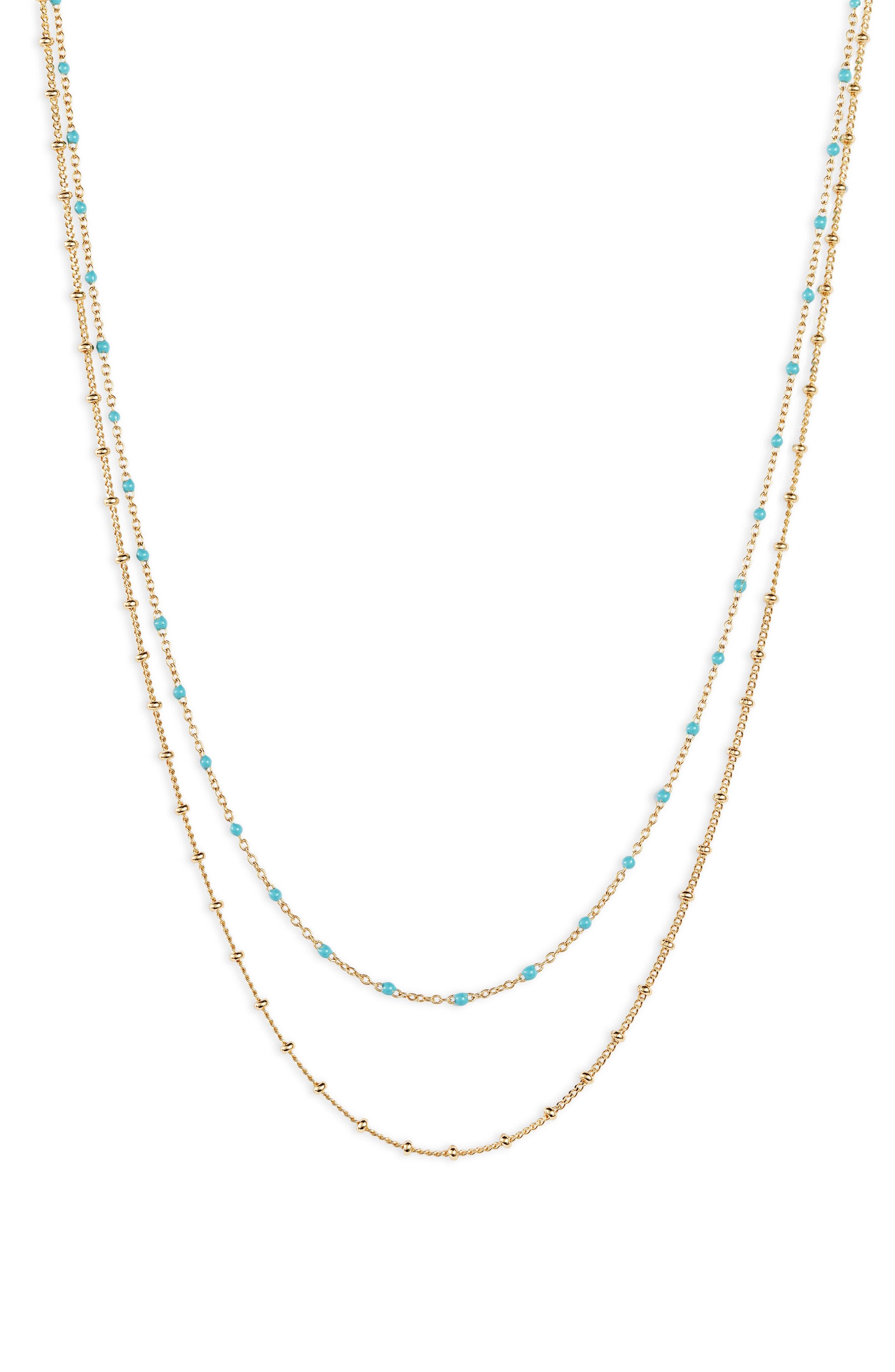 Capri Layered Necklace