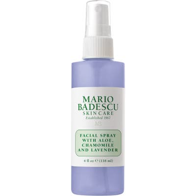 Mario Badescu Facial Spray With Aloe, Chamomile & Lavender, oz