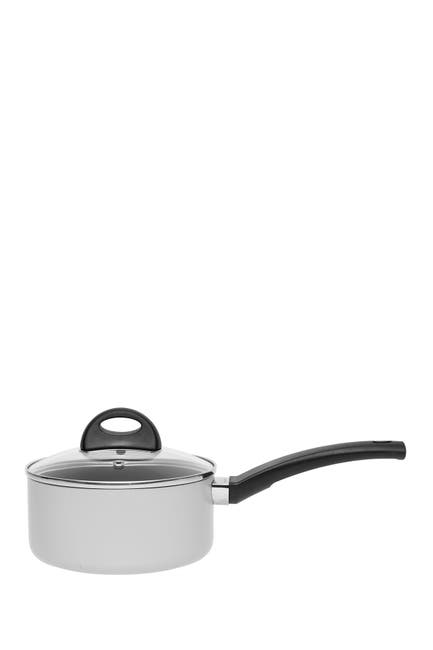 Image of BergHOFF Grey 1.6 Quart Covered Sauce Pan