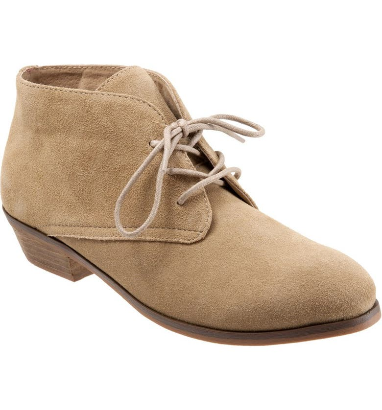SOFTWALK<SUP>®</SUP> Ramsey Chukka Boot, Main, color, SAND SUEDE