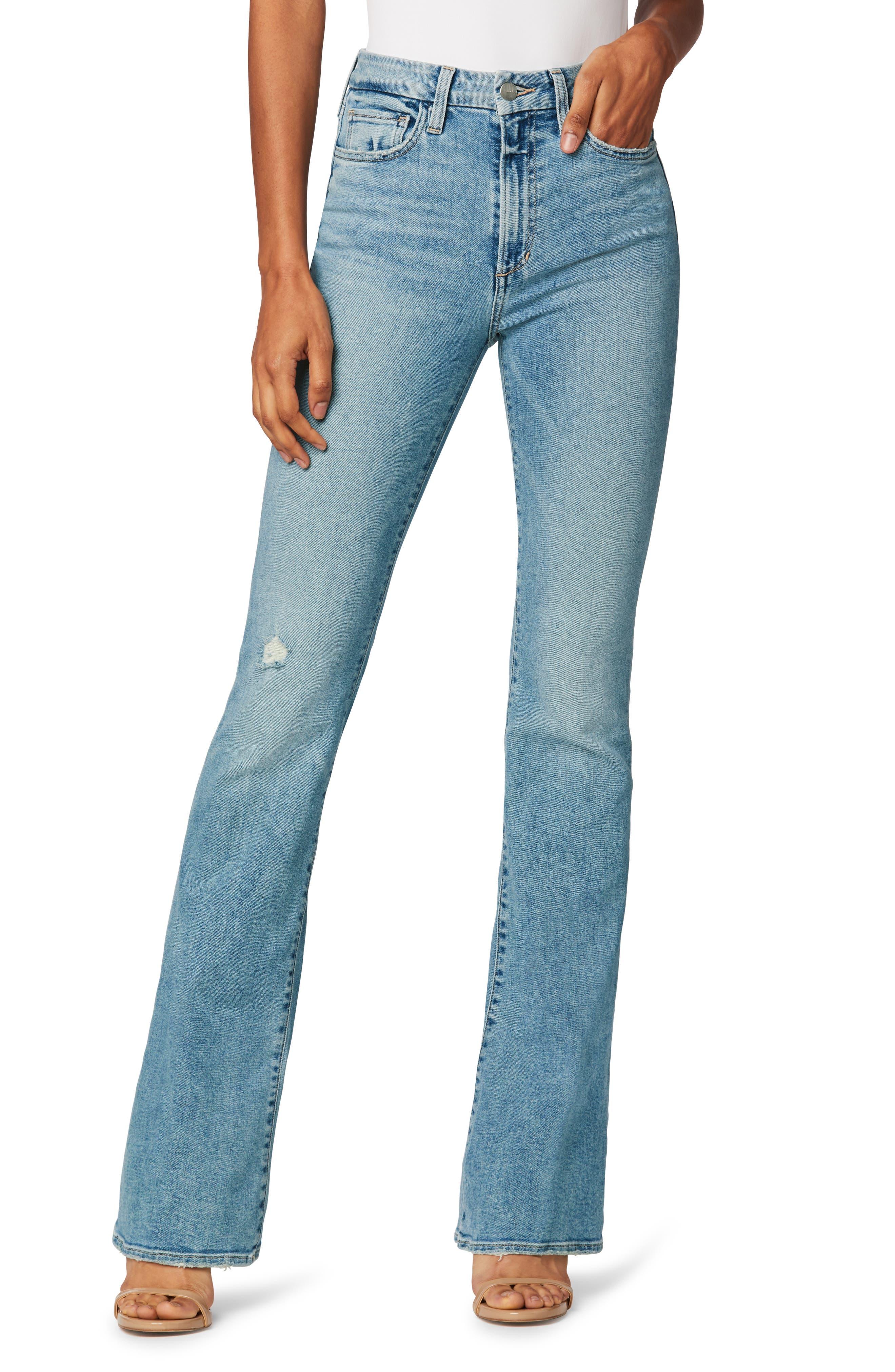 The Hi Honey High Waist Bootcut Jeans