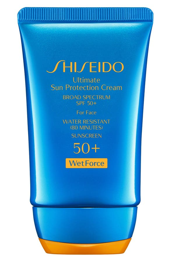 Shiseido ULTIMATE SUN PROTECTION CREAM SPF 50+