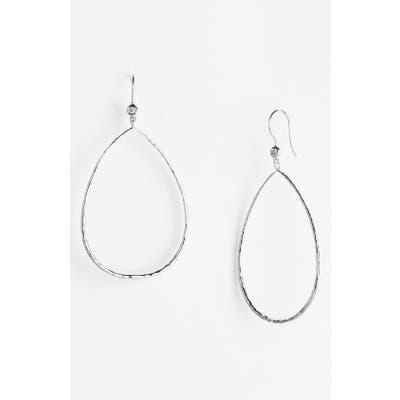 Ippolita Diamond Accent Large Teardrop Earrings
