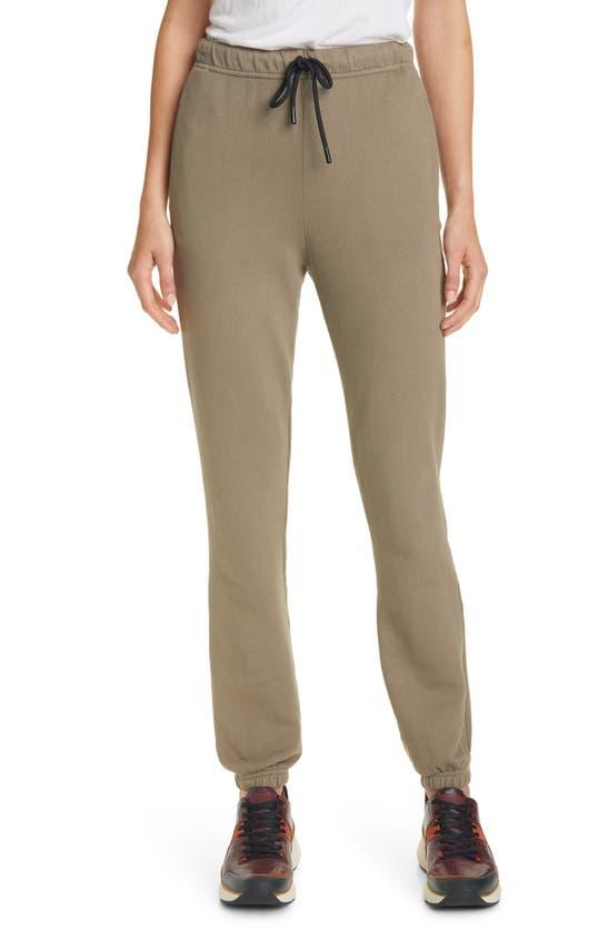 Cotton Citizen Milan Sweatpants In Ash