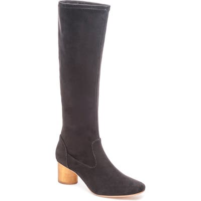 Bernardo Knee High Boot- Black