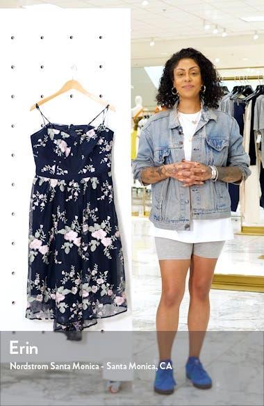 Aphrodite Strapless Dress, sales video thumbnail
