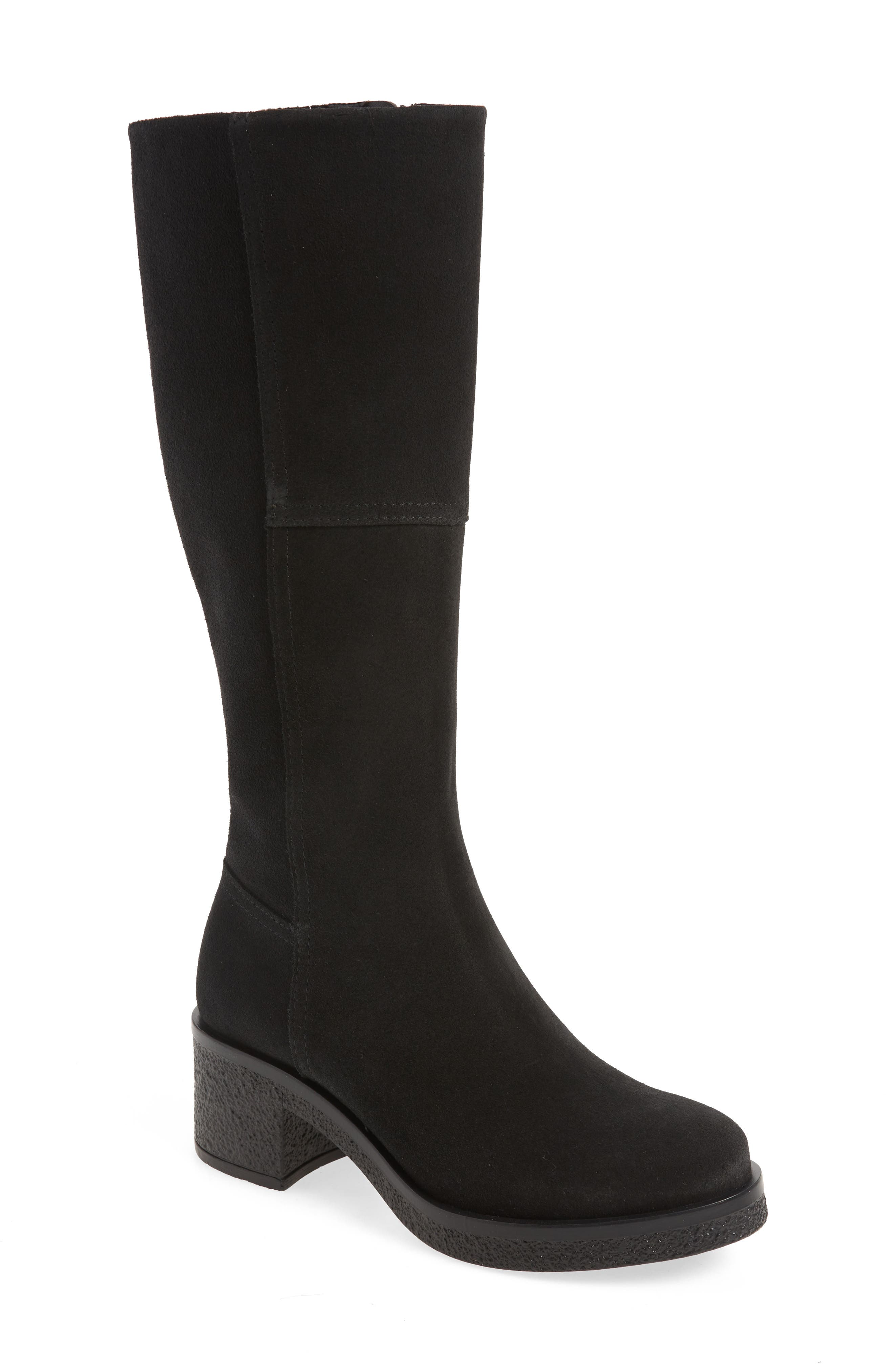 Lana Waterproof Knee High Boot