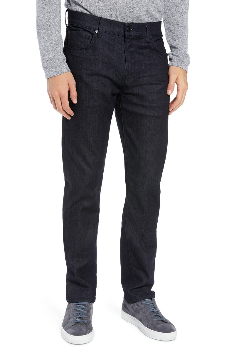 7 FOR ALL MANKIND<SUP>®</SUP> Adrien AirWeft Slim Fit Jeans, Main, color, EXECUTIVE