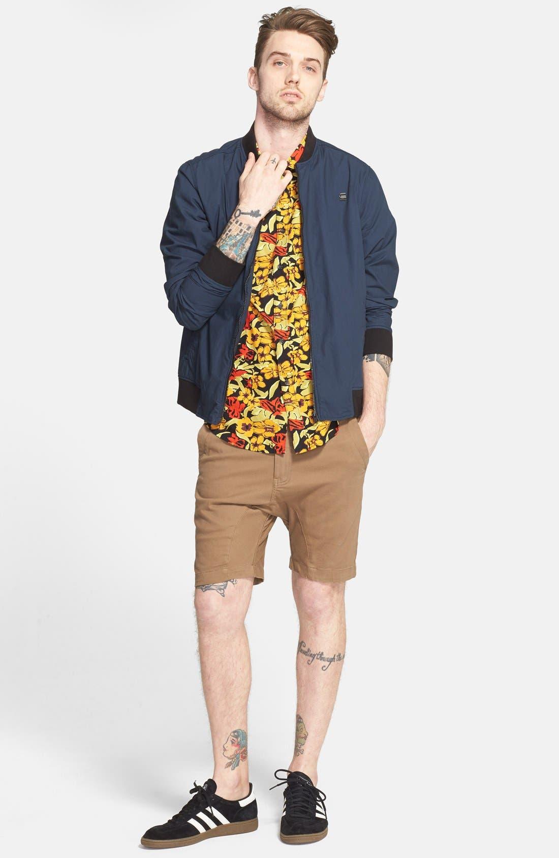 ,                             'Sureshot' Chino Shorts,                             Alternate thumbnail 2, color,                             212